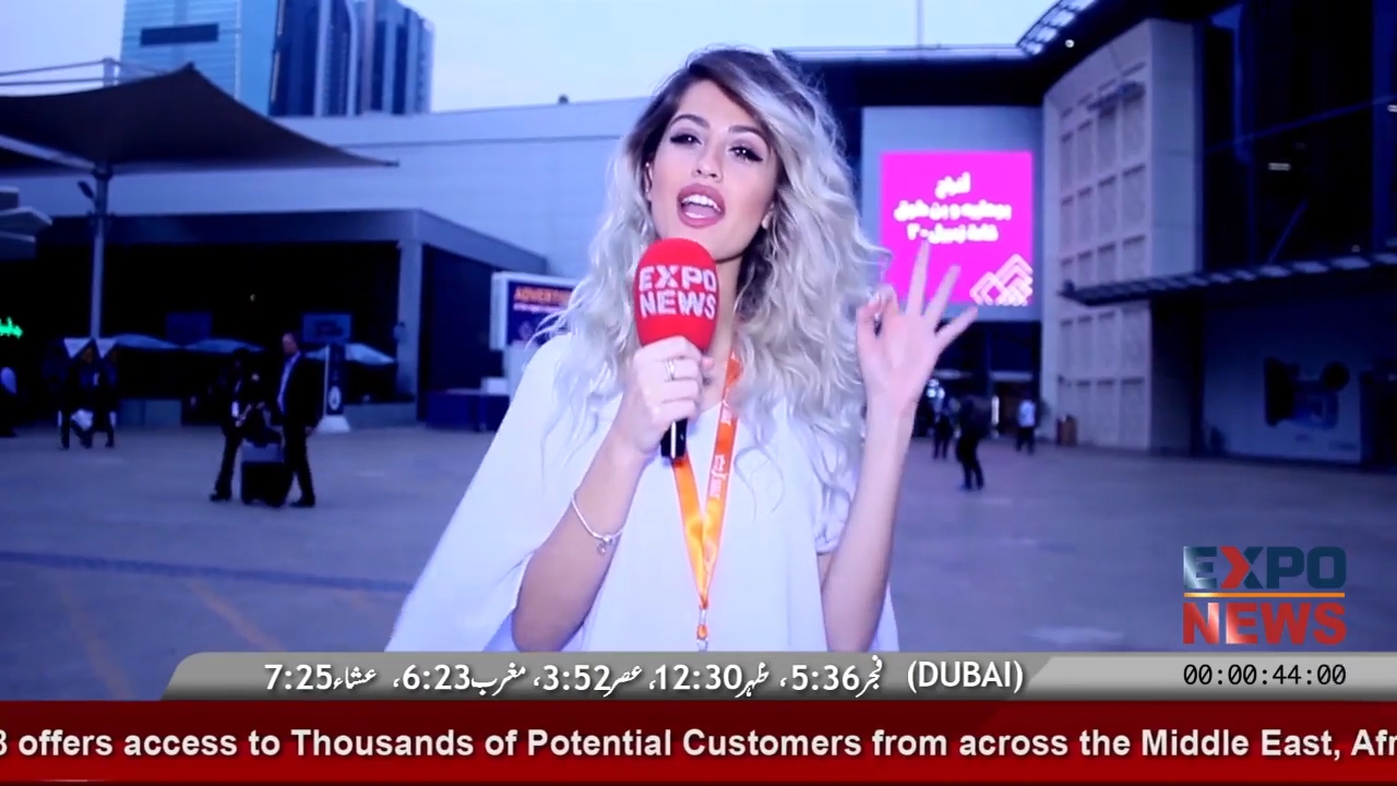Zhejiang GRL Electric China - Middle East Electricity Exhibition 2018 - DWTC Dubai - Expo News.mp4.Still003